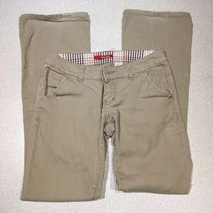 🔥 Union Bay Khaki pants - size 7